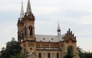 Holy Mother Virgin Cathedral in Batumi